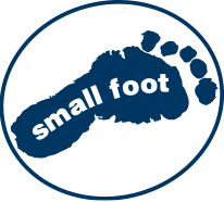 Small Foot logo