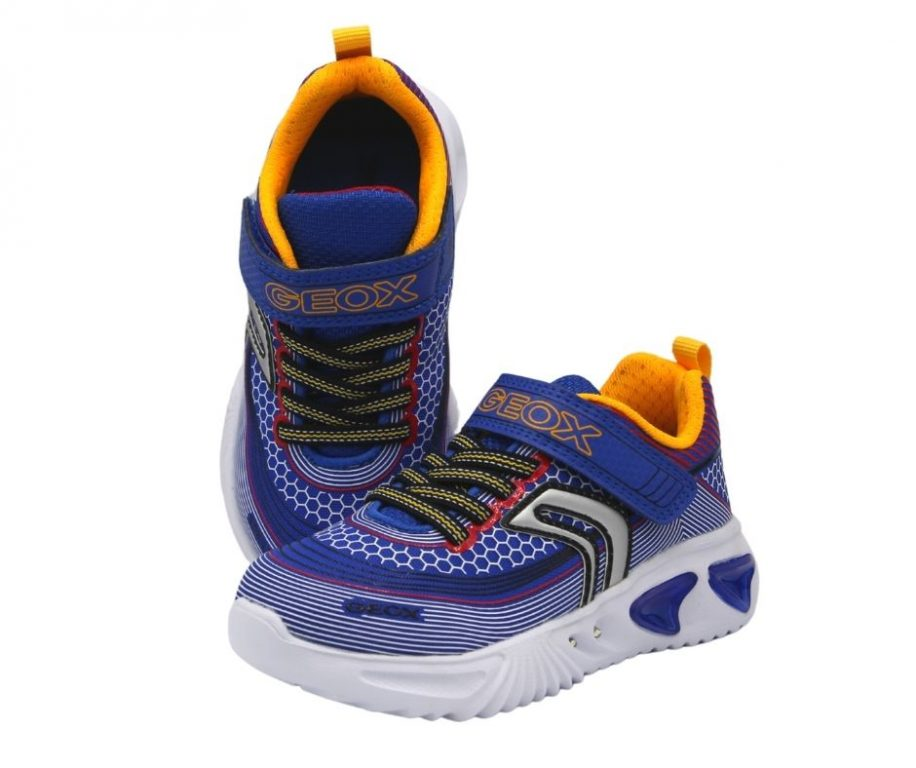 Geox Assister Light Up trainers
