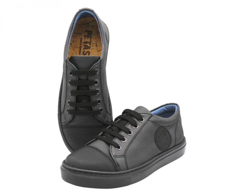 Vorto Eco Friendly Lace Up School Shoes