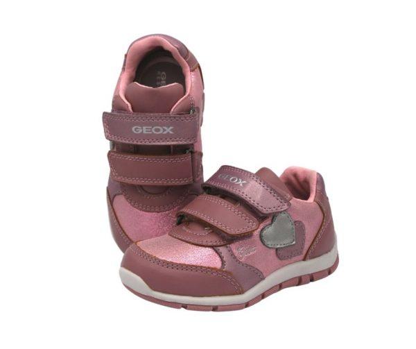 Geox Heira Baby Girls Trainers