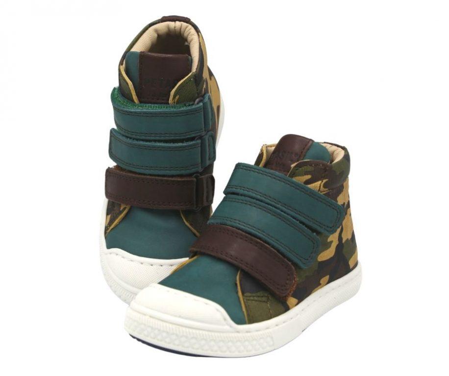 Petasil Carlos Boy's High Top Sneakers