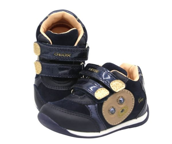 Geox Each Baby Girls Trainers