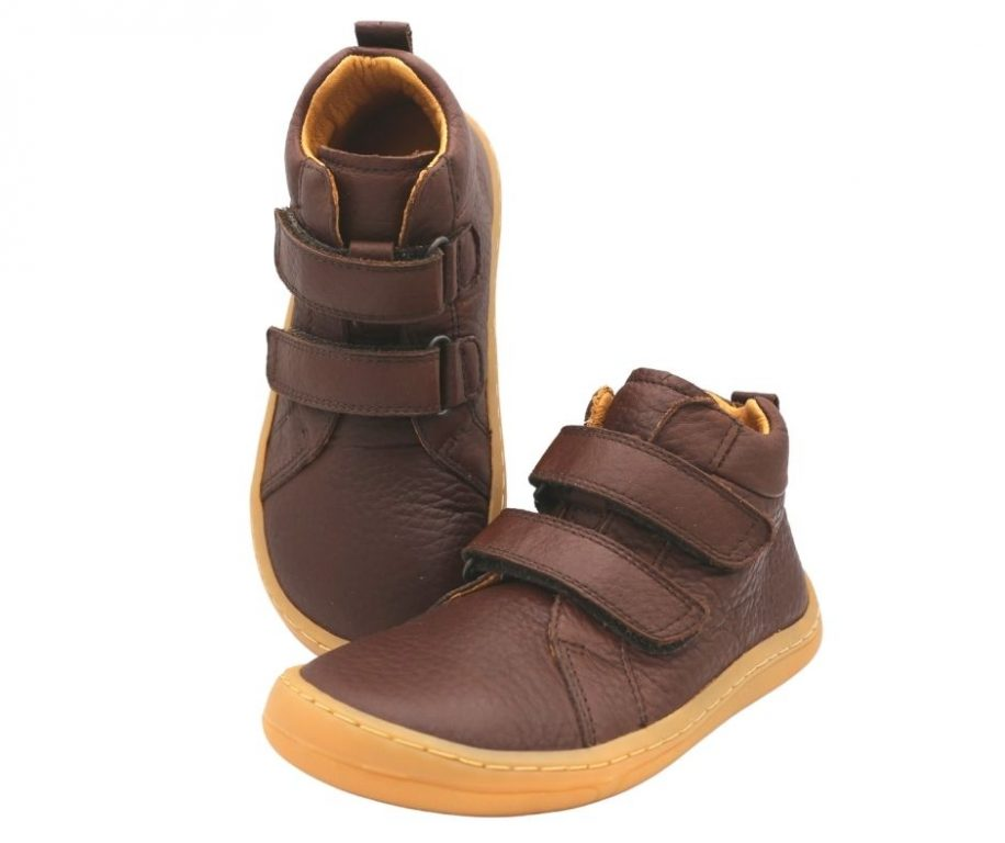 Froddo Barefoot Children's Boots Brown
