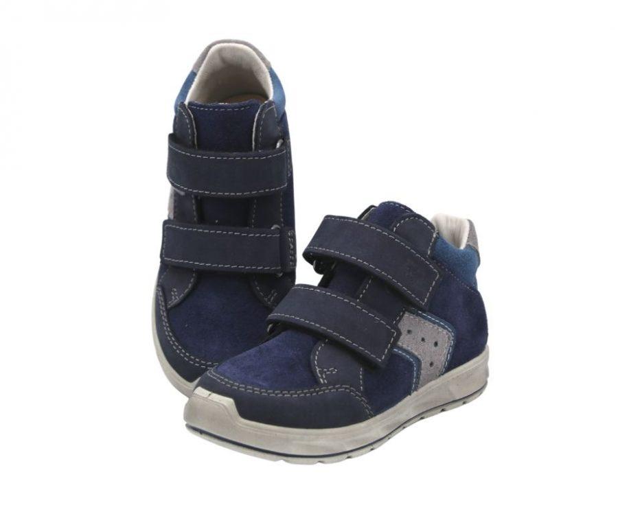 Ricosta Kimo Navy Waterproof Boys Boots