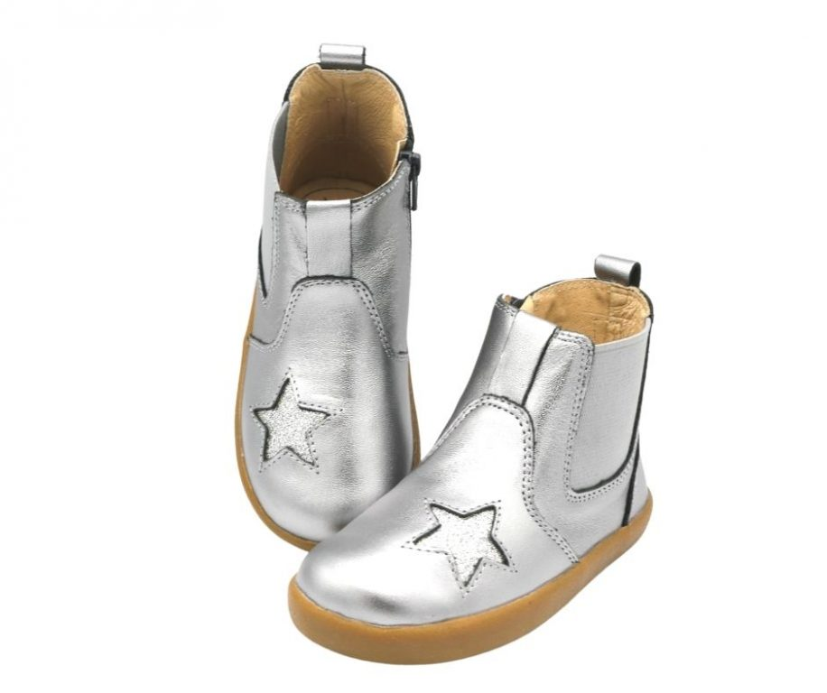 Oldsoles Local Star Girl's Ankle Boots